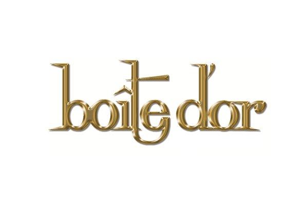 Boite d\'Or Gioielli