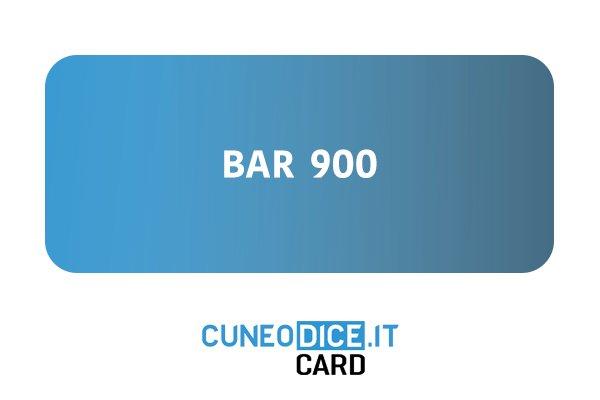 Bar 900