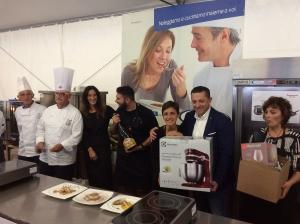 'Scopri il cuoco che è in te': vincono Sara Einaudi e Danilo Paparelli