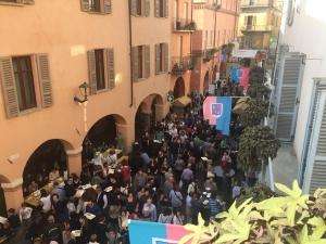 200 mila presenze nel fine settimana dei Borghi che hanno riportato la città nel medioevo