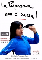 A Milano La Pupazza mette in mostra le bottiglie 958 SANTERO