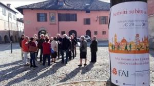 Giornata Fai d'Autunno anche a Morozzo, Rocca de' Baldi e Verzuolo