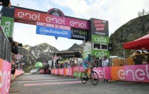 Chi non muore si rivede: il Giro d'Italia 2018 tornerà in provincia di Cuneo