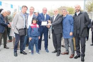 L'Albese calcio ha festeggiato il suo centenario