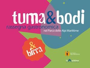 Rassegna gastronomica 'Tuma&Bodi' con birra