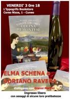 La presentazione del libro 'Il grande libro della cucina Piemontese - ricette, saperi, curiosità.'