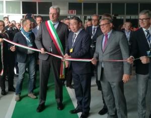 Inaugurato il nuovo forno dell'Agc: investimento da 21 milioni