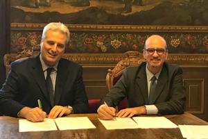 L'ex Deposito Carburanti della Caserma Montezemolo passa al Comune