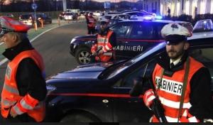 Due africani si rifiutano di esibire il permesso di soggiorno ai Carabinieri: deferiti