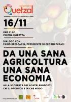 Da una sana agricoltura a una sana economia