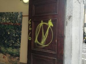 Individuati i responsabili degli atti vandalici nel centro storico di Cuneo