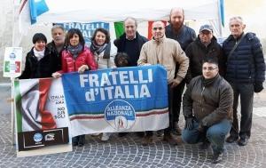 Fratelli d'Italia sensibilizza l'opinione pubblica contro lo Ius Soli
