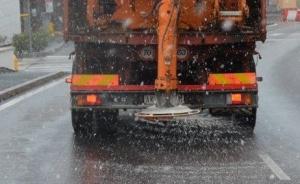 Aggiudicata la fornitura di sale per i trattamenti antigelivi sulle strade