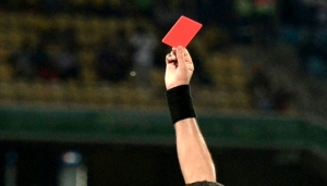 Ridotta la squalifica al giocatore di Terza che aveva colpito l'arbitro