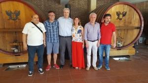 Borgna fa 'il gaucho nella Pampa', alla ricerca delle radici