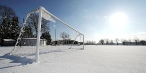 Neve in arrivo. Si ferma il calcio locale?