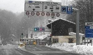 Allerta maltempo: chiudono il Tenda e le scuole di Mondovì e Cuneo