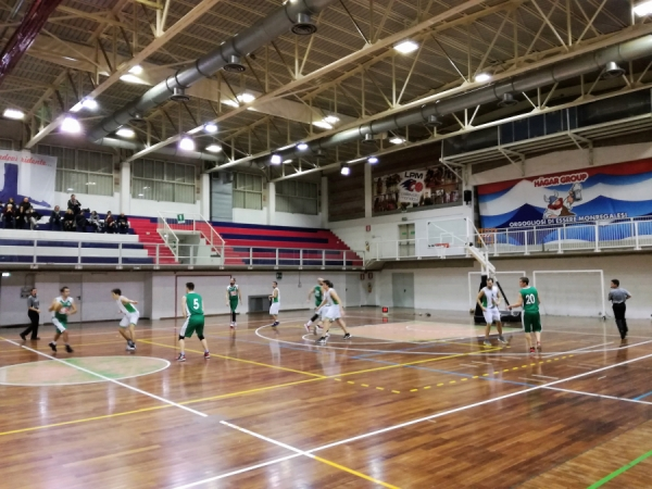 I risultati del Basket Club Mondovì