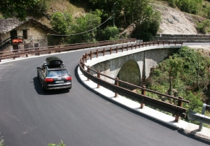 Dalla Regione 2,5 milioni di euro per sistemare le strade provinciali