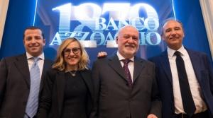 Inaugurata la prima filiale di Torino del Banco di Credito Azzoaglio di Ceva