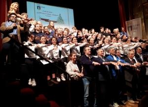 Al Teatro Toselli la cerimonia di consegna delle Benemerenze del Coni