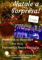 'Natale a sorpresa!' a Roccabruna