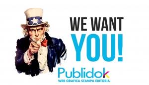 La Publidok di Busca ricerca un programmatore web