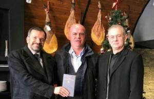 Il governo albanese atterra a Levaldigi da Ghisolfi