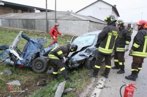 Incidenti stradali nella Granda: nel 2017 ci sono stati 58 morti, quasi il doppio del 2016
