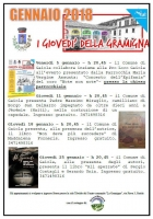 I giovedì della Gramigna a Gaiola riprendono...di venerdì