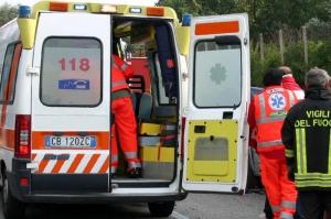 Ciclista ventenne investito a S.Maria di La Morra