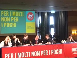Liberi e Uguali Cuneo: 'Siamo noi l'unica novità del quadro politico nazionale'