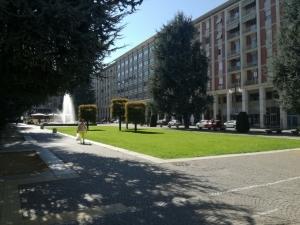 Parcheggio sotterraneo in piazza Europa: c'è un esposto alla Corte dei Conti