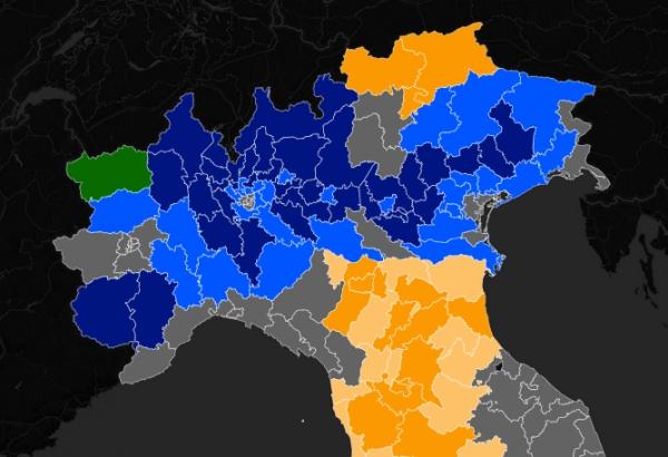 In provincia di Cuneo seggi sicuri per il centrodestra?