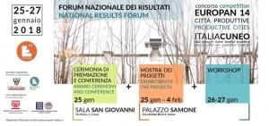 Cuneo: mostra dei progetti Europan 14