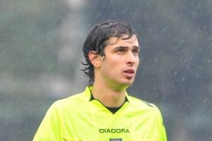 Sarà Andrea Zingarelli l'arbitro di Cuneo-Giana Erminio