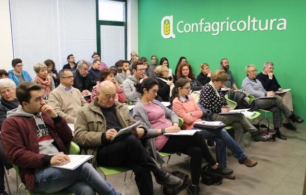 Ampia partecipazione ad Alba e Cuneo per i seminari su agriturismi ed enoturismo