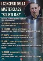 Jam Session: i concerti della Masterclass Solisti Jazz