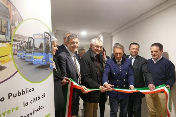 Inaugurata alla Casa del Turismo di Cuneo la biglietteria unica del Consorzio GrandaBus