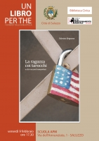 Saluzzo: presentazione del libro ' La ragazza coi tarocchi e altri racconti newyorkesi' di Fabrizio Brignone