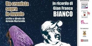A Fossano lo spettacolo 'Un cronista sopra le nuvole' in ricordo del giornalista RAI Gianfranco Bianco