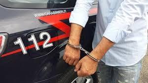 Arrestato italiano pluripregiudicato per furto