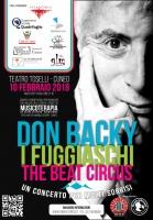 A Cuneo una serata di beneficenza con la band cuneese 'The Beat Circus'
