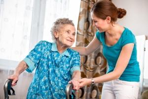 A Busca un incontro per impare le giuste manovre di assistenza ad ammalati e disabili