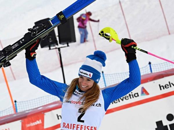 'Marta Bassino è il futuro dello sci italiano'