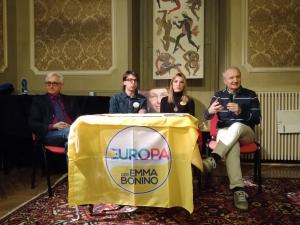 +Europa lancia il simbolo a Cuneo
