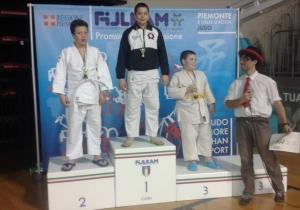 Judo Valle Maira a Giaveno per la prima fase torneo Jigoro Kano Yung Cup