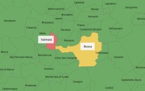 Unione Busca-Valmala: entro giugno il referendum
