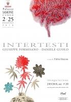 A Cuneo arriva la mostra 'Intertesti' con le opere di Giuseppe Formisano e Daniele Guolo