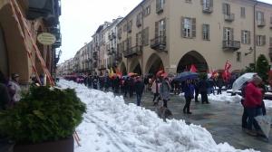 'L'Italia democratica e partigiana deve restare unita attorno ai valori della Resistenza'